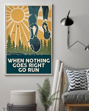 When Nothing Goes Right Go Run 11x17 Poster lifestyle-poster-1