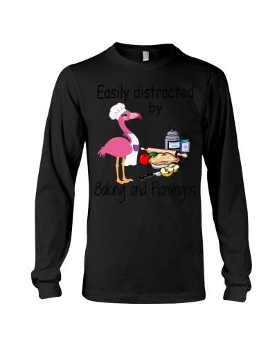 Flamingos And Baking