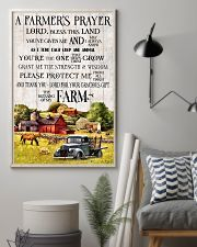 A Farmer's Prayer 11x17 Poster lifestyle-poster-1
