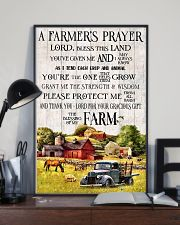 A Farmer's Prayer 11x17 Poster lifestyle-poster-2