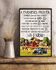A Farmer's Prayer 11x17 Poster lifestyle-poster-3