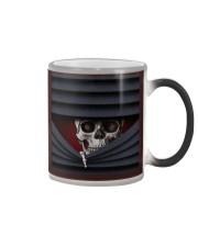 Skull Amazing mask 1003 Color Changing Mug thumbnail