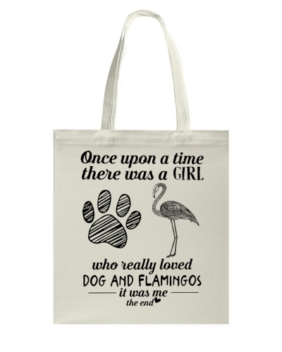 Flamingos And Dogs