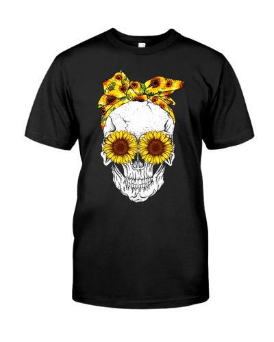 Skull SunFlower K