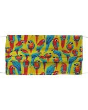 Parrots FM 0505 12 Cloth face mask front
