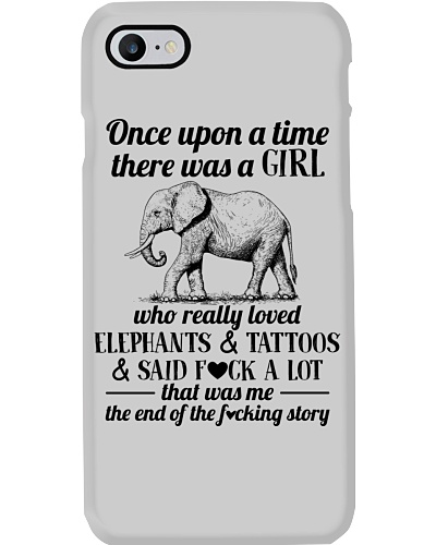 Once Upon A Time A Girl And Elephants And Tattoos