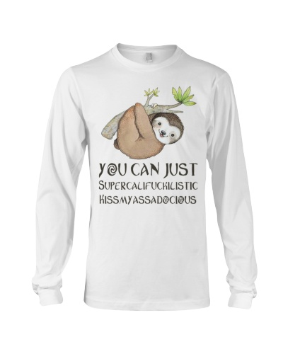 Sloth  You Can Just