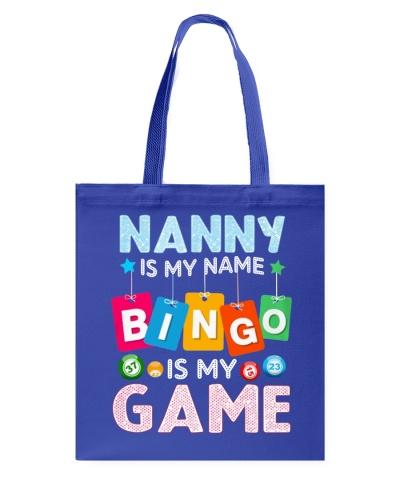 Bingo Is My Game Nanny Is My Name