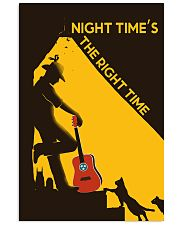 Night Time's The Right Time 11x17 Poster front