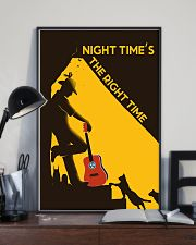 Night Time's The Right Time 11x17 Poster lifestyle-poster-2