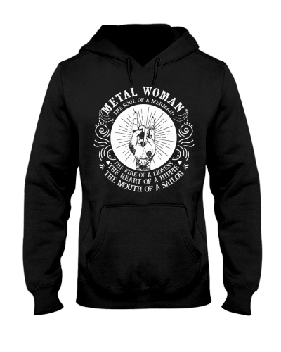 Metal Woman