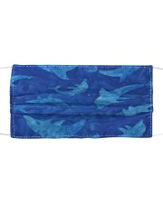Dolphins FM 100528 Cloth face mask front