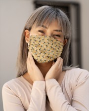 Bee Face mask  Cloth face mask aos-face-mask-lifestyle-17