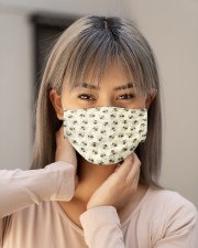 Bee Face mask  Cloth face mask aos-face-mask-lifestyle-18