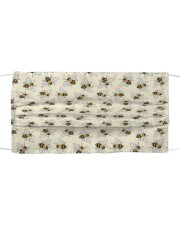 Bee Face mask  Cloth face mask front