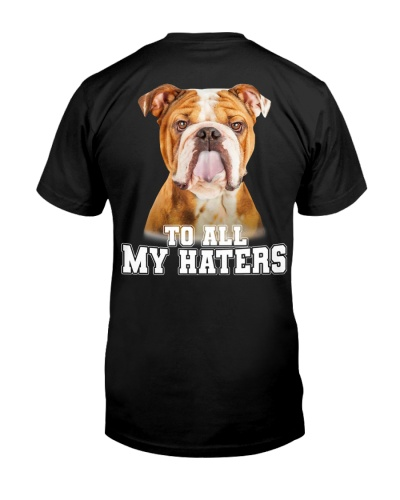 Bulldog To All My Haters 2