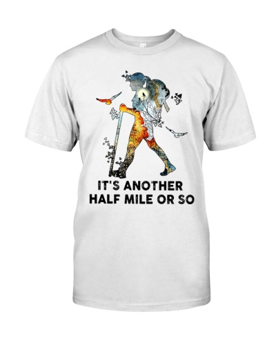 It's Another Half Mile Or So