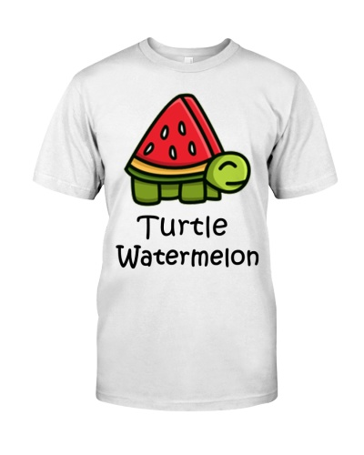 Turtle Watermelon