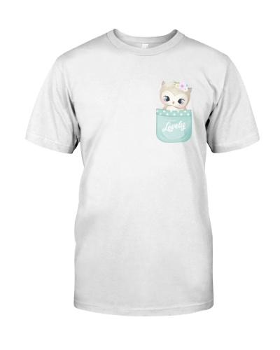 Owl Pocket Cute