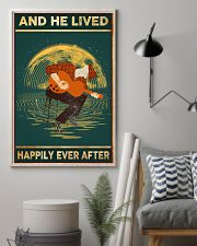 Guitar And He Lived Happily Ever After 11x17 Poster lifestyle-poster-1