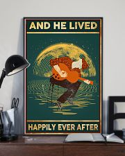 Guitar And He Lived Happily Ever After 11x17 Poster lifestyle-poster-2