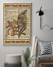 Dont Fear The Death 11x17 Poster lifestyle-poster-1