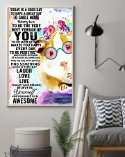 Guinea Pigs Good Day 11x17 Poster lifestyle-poster-1