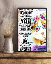 Guinea Pigs Good Day 11x17 Poster lifestyle-poster-3