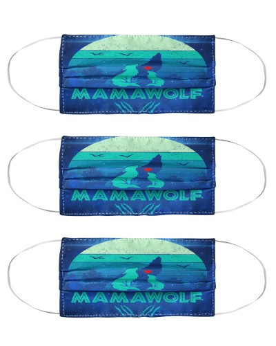 T-Shirt for lover Wolf - Mamawolf-