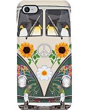 Penguin Hippie 3003 Phone Case i-phone-7-case