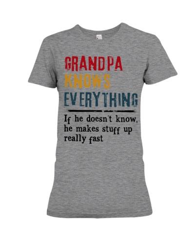 Grandpa Know's Everything