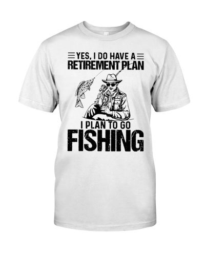 Fishing Retirement