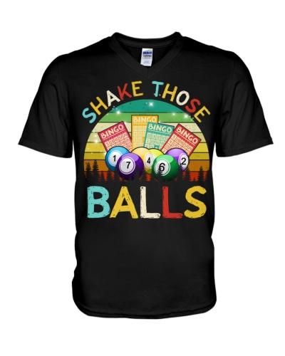 Bingo Shake Those Balls