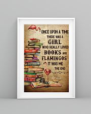 Flamingos And Books 24x36 Poster lifestyle-poster-5
