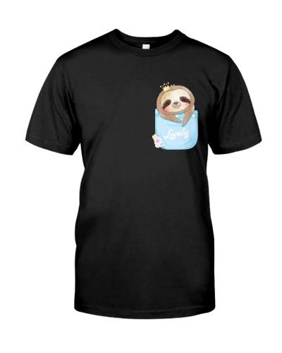 Sloth Pocket Cute