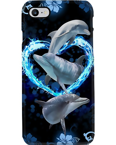 Phone Case -  Dolphins