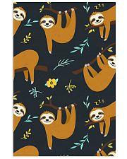 Sloths Zzz 11x17 Poster thumbnail