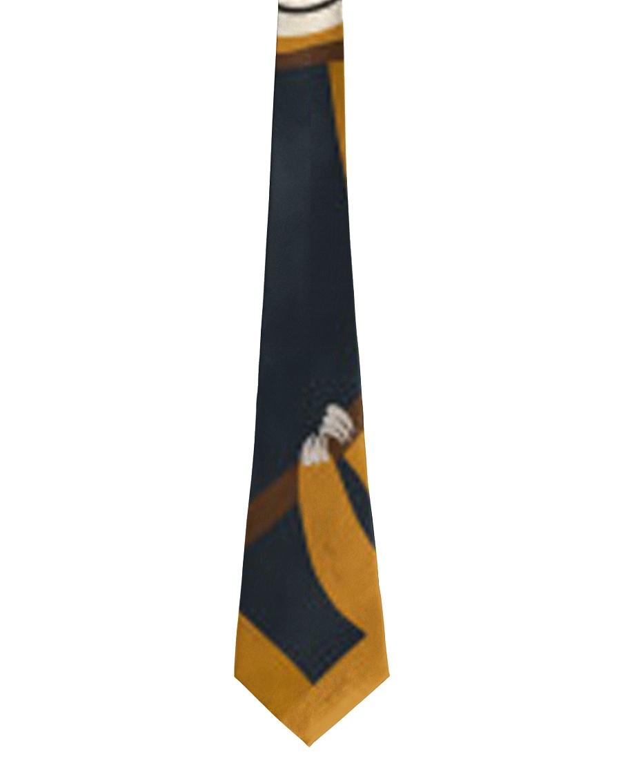 Sloths Zzz Tie