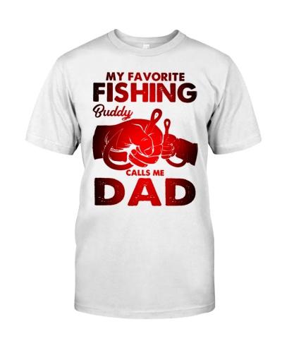 My Favorite Fishing Buddy Calls Me Dad