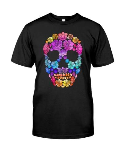 Skull Flower 234