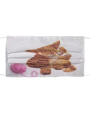 Cat And Yarn FM 1206 Cloth face mask front