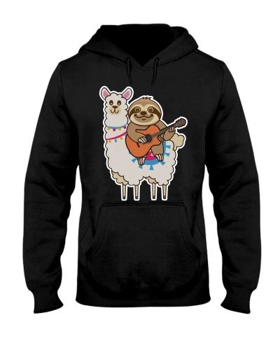 Sloth And Llama
