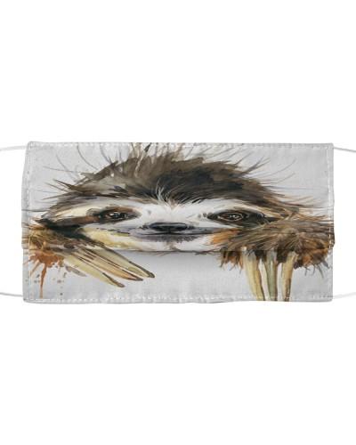 Sloth Face Mask 0305 QV