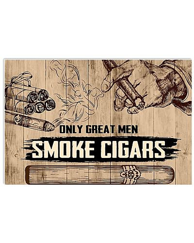 Only Great Men Smoke Cigars