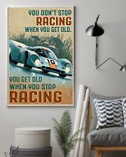 Racing You Don't Stop 11x17 Poster lifestyle-poster-1