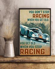 Racing You Don't Stop 11x17 Poster lifestyle-poster-3