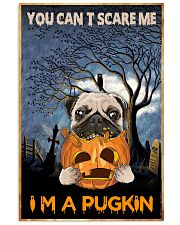 Pugkin 11x17 Poster front