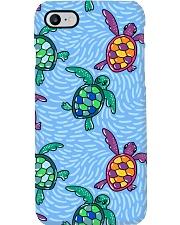 Turtle Mask 1001 Phone Case tile