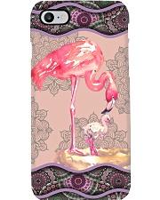 Flamingo Mother Day 2020 Phone Case i-phone-7-case