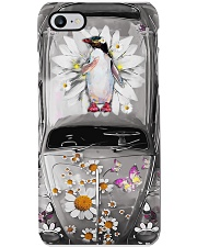 Penguin Daisy Phone Case Phone Case i-phone-7-case